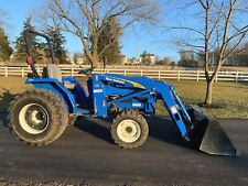2010 New Holland T1520 Tractor Loader 118 Hours
