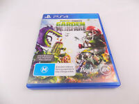 Mint Disc Playstation 4 Ps4 Plants Vs Zombies Garden Warfare Free Postage