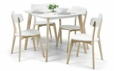 Oak Square Contemporary 60cm-80cm Kitchen & Dining Tables