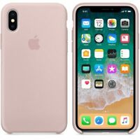 New Luxury Original Silicone Cover Ultra-Thin Back Case For iPhone X 10/8 8 Plus