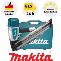 Makita AN943K Druckluftnagler mit Koffer Druckluftwerkzeuge Tiefeneinstellung