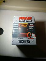 FRAM Tough Guard TG3675 15K Mile Change Interval Oil Filter