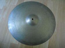 "18"" Vintage 50s no dot sm stamp Avedis Zildjian Crash Cymbal 1500g"
