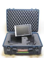 """Panasonic BT-LH900AP 9"""" HD Production Monitor, Gold Mount  with PB case"""