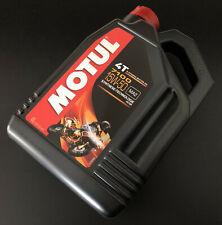 Motul 7100 15W50 4 Takt Öl 4 L vollsynthetisch @KTM Husqvarna gratis Handschuhe