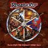 RHAPSODY - Tales From The Emerald Sword Saga Ltd Digipak CD 2004 + Free Sticker