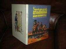 BLUEBERRY - BALLADE POUR UN CERCUEIL - EDITION ORIGINALE 1er TRIMESTRE 1974