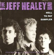 THE JEFF HEALEY BAND hell to pay sampler (CD promo) ASCD-9954 blues rock 1990