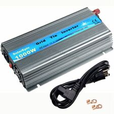 MPPT 1000W Grid Tie Inverter For 18V/36cells Solar Panel AC110V SolarEpic Power