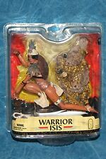 McFarlane Warrior Isis Spawn Age of Pharaohs Action Figure