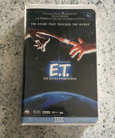 1982 Universal E.T. The Extra Terrestrial VHS clamshell