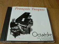 François Tusques - Octaèdre - Un Hommage à Cortazar - Dédicacé, Signed - CD 1994