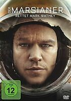 Der Marsianer - Rettet Mark Watney | DVD | Zustand gut
