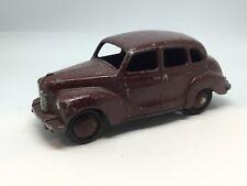 Dinky Toys, Austin Devon, (Ref Grey 651) Maroon With Maroon Hubs