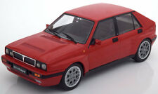 Triple 9 1990 Lancia Delta HF Integrale 16V Red in 1/18 Scale New Release