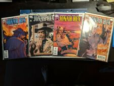 Jonah Hex 4 book LOT (2006 series) #3,4,6,7 - NM condition