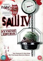 Saw 4 - Extreme Edition [2007] [DVD][Region 2]