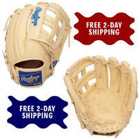 "Rawlings Heart of the Hide R2G Model 12.25"" Baseball Glove KB17 Model PRORKB17"