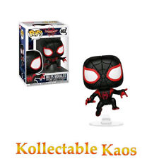 Funko 33977 Pop Bobble Marvel Animated Spider-man Miles Multi
