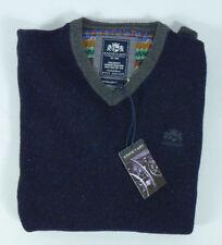 Herren-Pullover aus Wolle Größe 2XL
