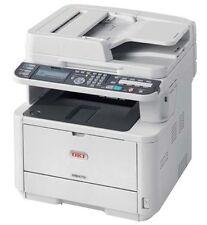 OKI MB472dnw (A4) Mono Multi-function Printer (Print, Scan, Copy, Fax) 512MB