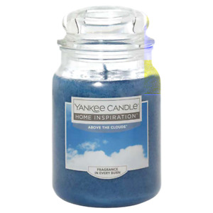 ☆☆ABOVE THE CLOUDS☆☆YANKEE CANDLE JAR~ FREE FAST SHIPPING☆☆HOME INSPIRATION