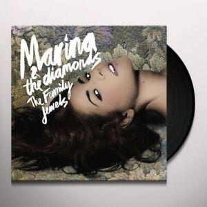 The Family Jewels Vinyl LP - Marina and the Diamonds - NEW Sealed