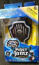 Paper Jamz Drum Pedal plugs in Instant Rock Star WowWee New Musical Toy