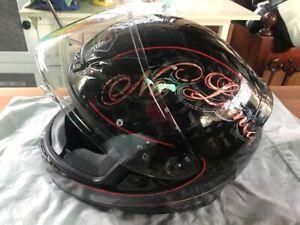 Shoei Helmet Sz XL  - excellent used condition