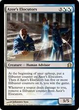 AZOR'S ELOCUTORS Return to Ravnica MTG White/Blue Creature—Human Advisor RARE