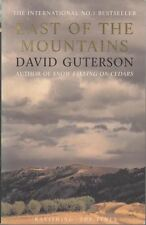 East of the Mountains : David Guterson