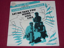 Mac Mac & Jammalott Kingdom: Let Me Take You Home  Lisa Lisa   Near Mint   7""