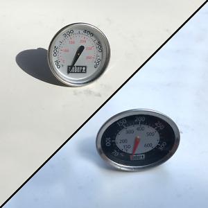 Weber Deckelthermometer für Q120 Q220 Q300 Q320 oder Q1200 Q2200 Q3000 Q3200