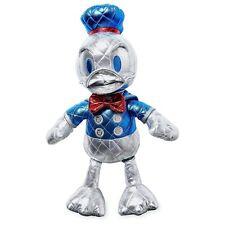 Donald Duck 85th Anniversary Metallic Plush Special Edition Authentic Disney NEW