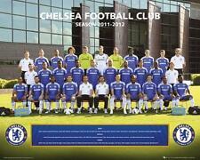 Photo de l'équipe de Chelsea 2011-2012 - Mini poster 40cm x 50cm (new & sealed)