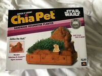 Star Wars Celebration 2019 NECA Jabba the Hutt Chia Pet Limited Edition of 500