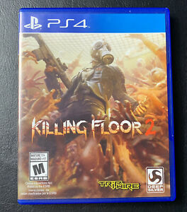 Killing Floor 2 PS4 (TESTED) FREE SHIPPING!!