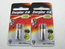 2 X Energizer A23 / MN21 / GP23a / 23A / E23A 12v Energizer Alkaline Battery Bat