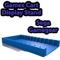 """SEGA Gamegear"" Games Cart Display Holder"