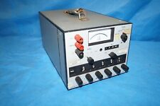 John Fluke Acdc Differential Voltmeter Model 883ab Untested