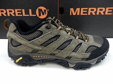 MERRELL MENS HIKING MOAB 2 VENTILATOR WALNUT SIZE 13 WIDE