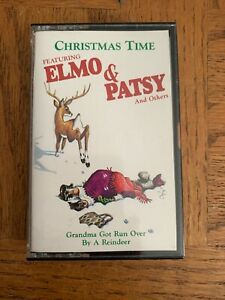 Christmas Time Elmo And Patsy Cassette