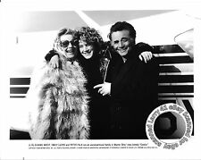 Lot of 4, Peter Falk, Emily Lloyd, Dianne Wiest stills COOKIE (1989) GET SIGNED!
