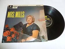 MRS. MILLS - Mrs. Mills - 1965 UK 6-track vinyl LP (Damaged Sleeve)