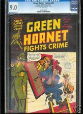 Green Hornet Comics #40 CGC 9.0 VF/NM Universal