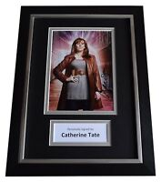 Catherine Tate Signed A4 Framed Autograph Photo Display Doctor Who TV COA