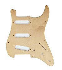 Solid Maple Guitar Parts Electric Guitar Pickguard