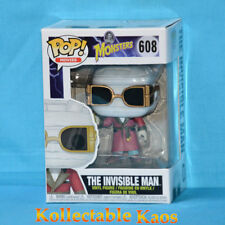 Universal Monsters - Invisible Man US Chase Funko Pop Vinyl FUN32961