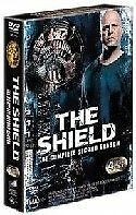 The Shield : Season 2 (DVD, 2005, 4-Disc Set)