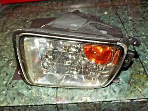 01-03 USDM OEM Infiniti QX4 R50 front bumper turn signal light lamp assembly FL